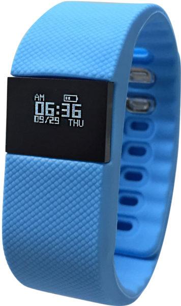 Eklasse EKSB02 Sports Bracelet Blue
