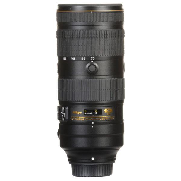 Nikon AFS 70-200mm F/2.8E FL ED VR Nikkor Lens