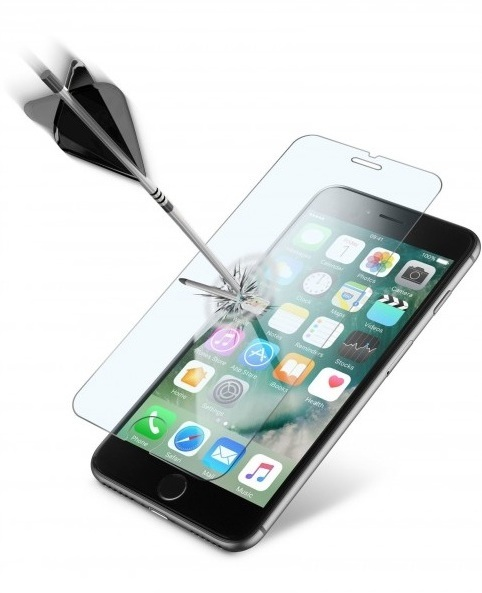 Buy Cellular Line TEMPGLASSIPH747 Anti-Shock Tempered Glass