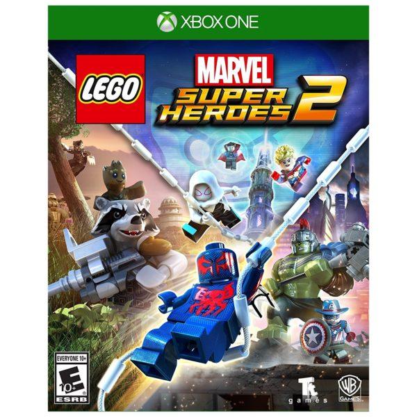 Xbox One Lego Marvel Super Heroes 2 Game