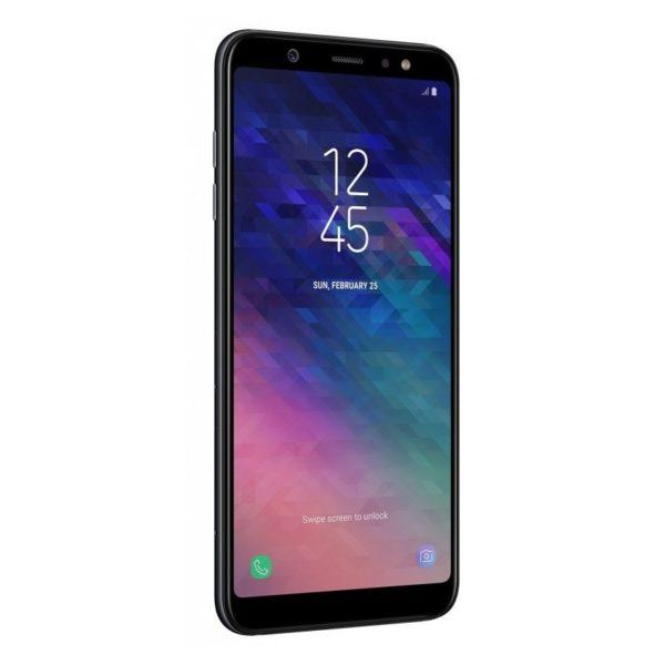 Samsung Galaxy A6 Plus 64GB Orchid Black 4G Dual Sim Smartphone (A6+ 2018)
