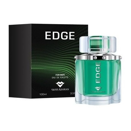 Swiss Arabian Edge Perfume 100ml For Men Eau de Parfum