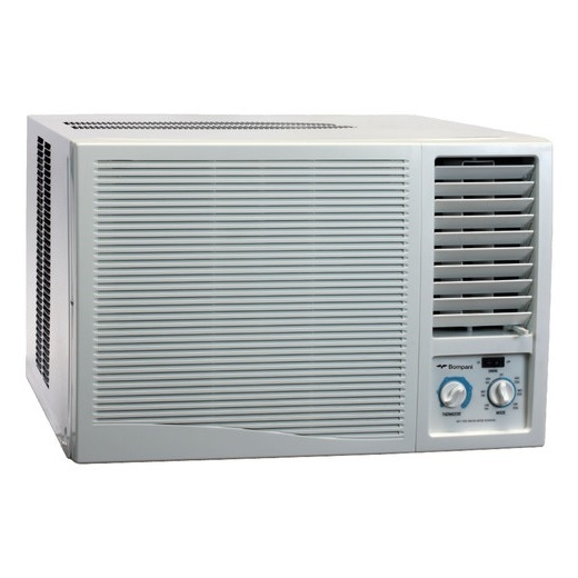 Bompani Window Air Conditioner 1.5 Ton BWSD183RCO
