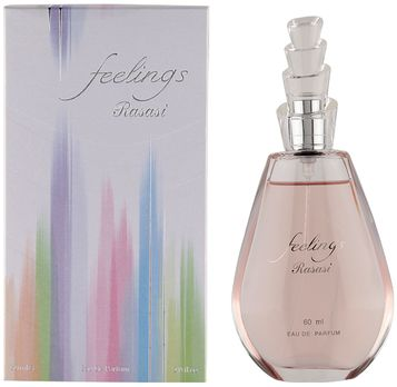 Rasasi Feelings Perfume For Women 60ml Eau de Parfum