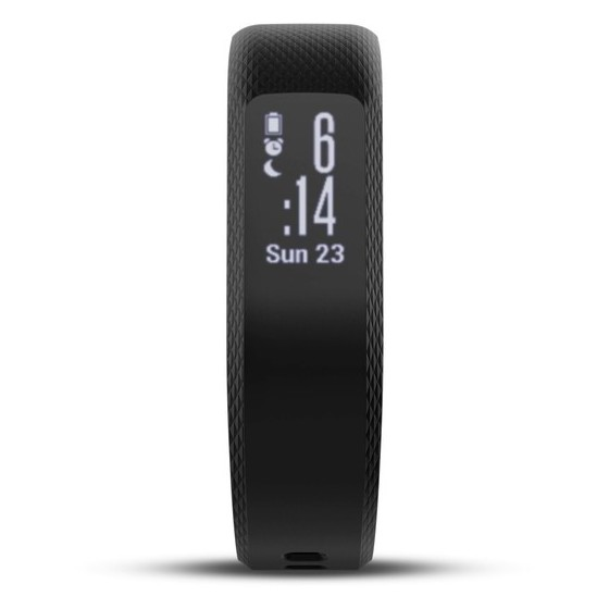Garmin Vivosmart 3 Fitness Band Large Black