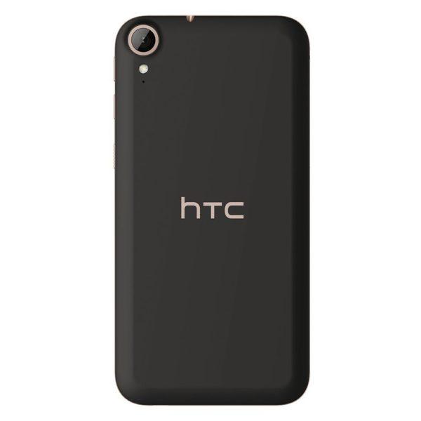 HTC Desire 830 4G Dual Sim Smartphone 32GB Black Gold