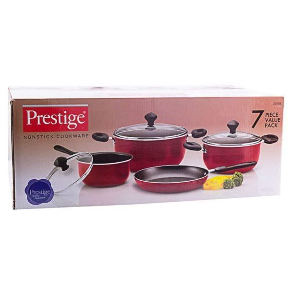 Prestige Cookware Set 7Pcs