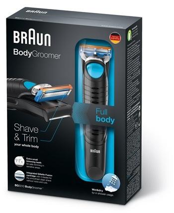 Braun Body Groomer BG5010