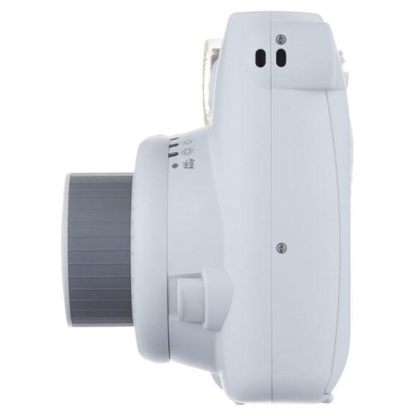 Fujifilm Instax Mini 9 Instant Film Camera Smoky White + 10 Sheets