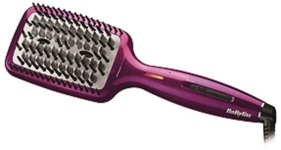 Babyliss Hair Straightner Brush HSB100SDE