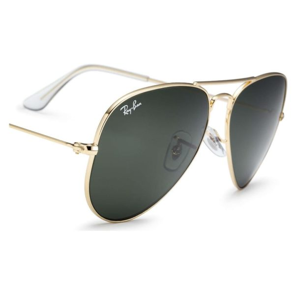 a3483f3cd Buy Ray-Ban Aviator Unisex Sunglasses – RB3025 L0205 – Price ...
