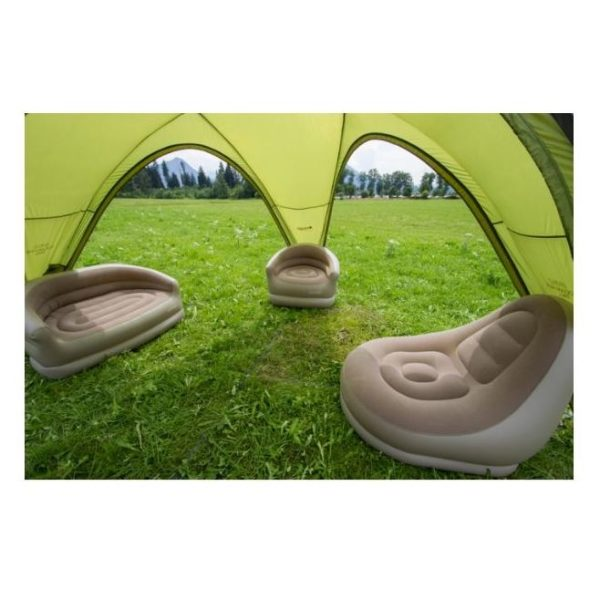 Vango Inflate Chair Nutmeg ACMINFLAT351W64