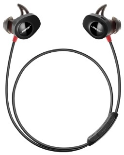 Bose SoundSport Pulse Wireless Headphone Red 7625180010