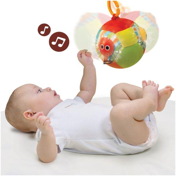 Yookidoo 40124 Light n Music Fun Ball
