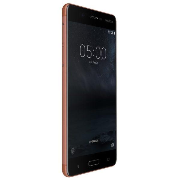 Nokia 5 4G Dual Sim Smartphone 16GB Copper