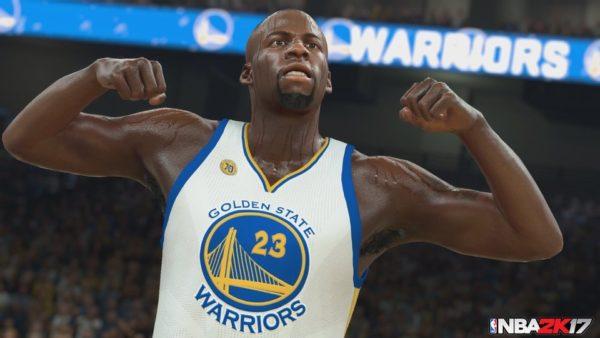 PS4 NBA 2K17 Game