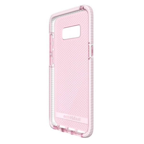Tech21 Evo Check Case Rose Tint For Samsung Galaxy S8 Plus