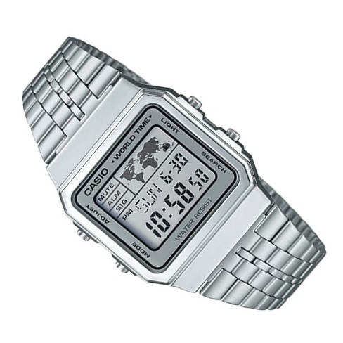 Casio A500WA-7 Vintage Unisex Watch
