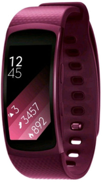 Samsung Gear Fit2 Fitness Band Large Pink SM-R3600ZIAXSG