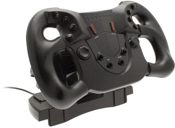 Buy Venom VS2740 Pace Racing Steering Wheel Black For