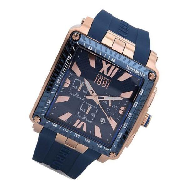 Cerruti 1881 CRWA012SRBL03BL Odissea Master Mens Watch