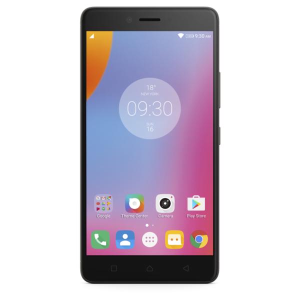 Lenovo K6 Note 32GB Dark Grey 4G LTE Dual Sim Smartphone