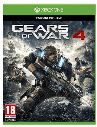 Microsoft X2158176 Xbox One Gears Of War 4 DLC Game