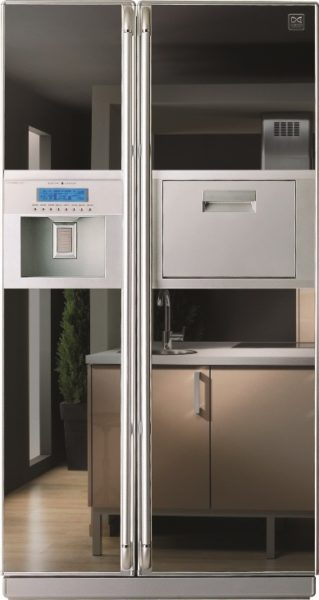 Daewoo Side By Side Refrigerator 737 Litres FRST24FAM Price ...