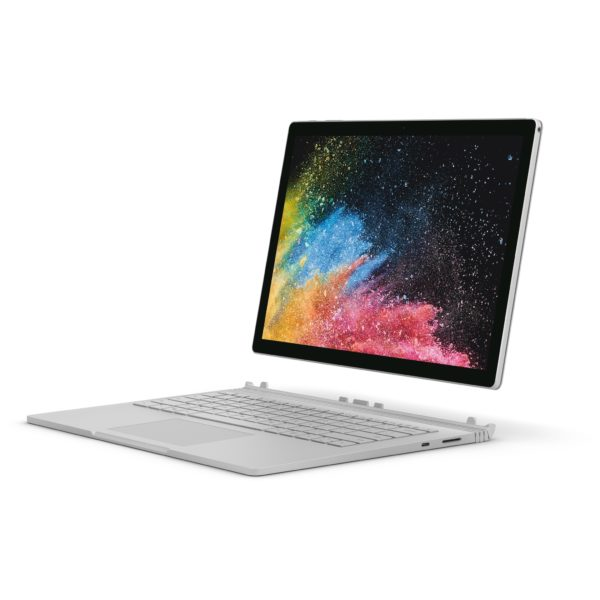 Microsoft Surface Book 2 - Core i7 1.9GHz 16GB 512GB 2GB Win10Pro 13.5inch Silver