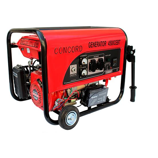 Concord 4500CEBT Gasoline Generator