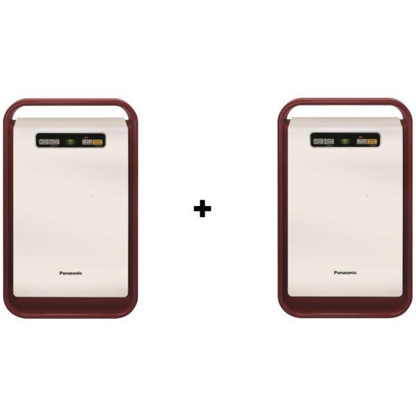 Panasonic FPBJ30MR Air Purifier + FPBJ30MR Air Purifier