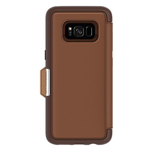competitive price 5360e 91cc8 Buy Otterbox Strada Series Case Burnt Saddle Brown For Samsung ...