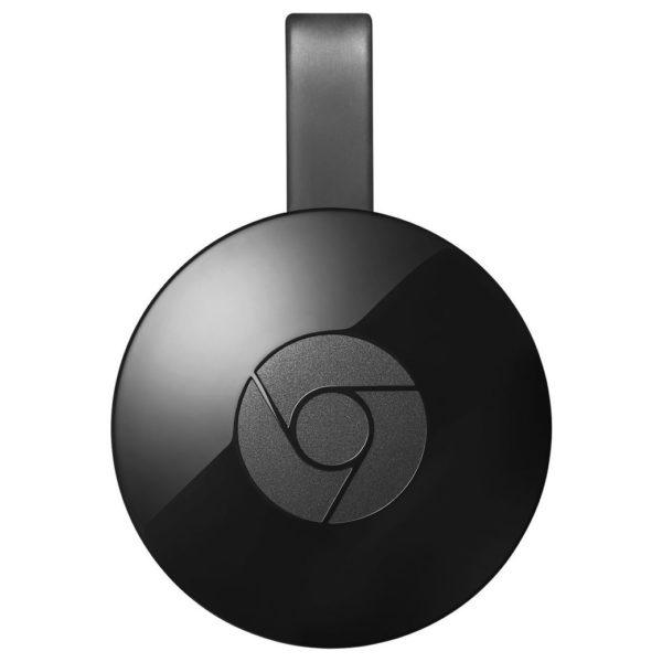 Google Chromecast 2 Black GA3A00094-A04-Z01