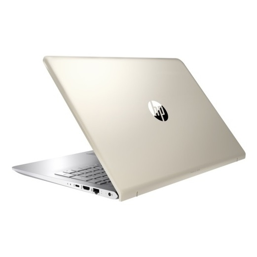 HP Pavilion 15-CC103NE Laptop - Core i7 1.8GHz 16GB 1TB+128GB 4GB Win10 15.6inch FHD Gold