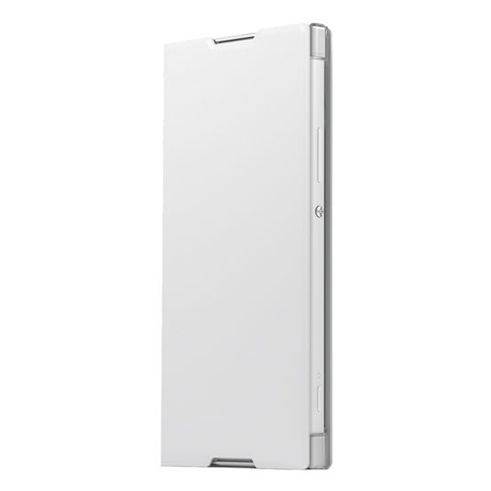 buy popular 05f0a 98a16 Sony Style Stand Cover White For Xperia XA1 SCSG30