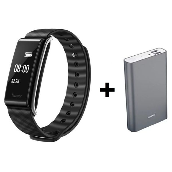Huawei A2 Smart Band + AP007 Power Bank 13000mAh