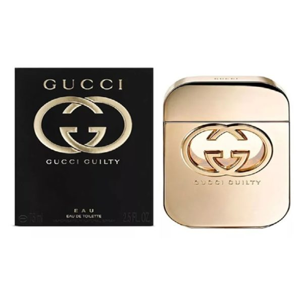 Gucci Guilty Perfume For Women 75ml Eau de Toilette