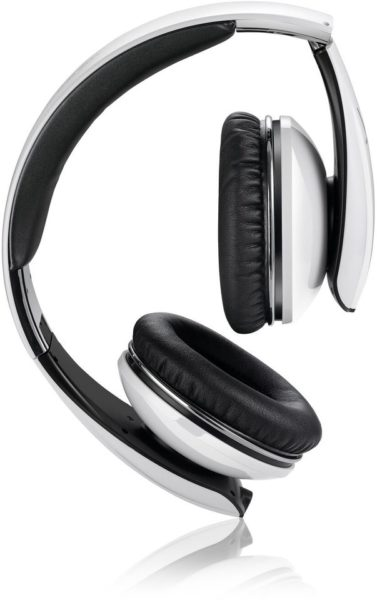 Voz VPAHS4P Pro Noise Cancellation Headphone White