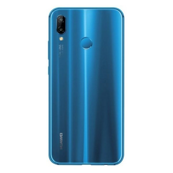 Buy Huawei Nova 3e 64GB Klein Blue 4G Dual Sim Smartphone