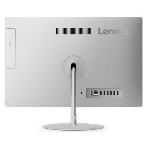 Lenovo IdeaCentre AIO 520 Desktop - Core i3 2GHz 4GB 1TB Shared Win10 21.5inch FHD Silver