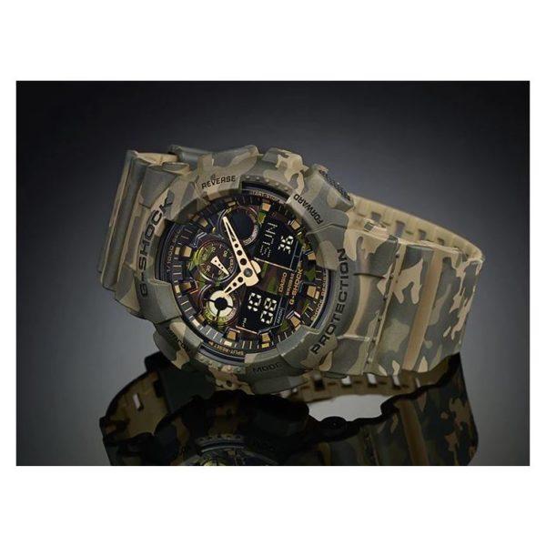 Casio GA-100CM-5A G-Shock Watch