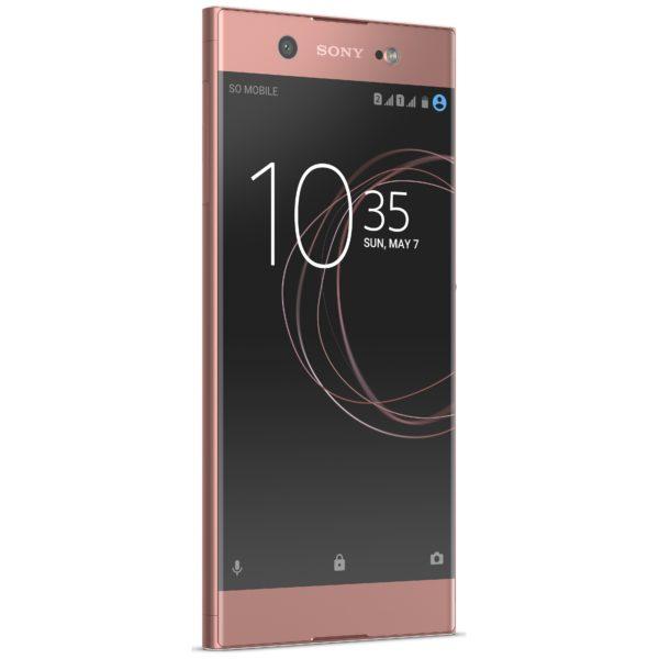 Sony Xperia XA1 Ultra 4G Dual Sim Smartphone 32GB Pink + Essential Pack