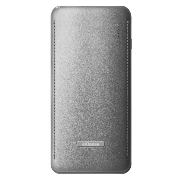Eklasse 2A Power Bank 9000mAh Grey - EKPB0901AE