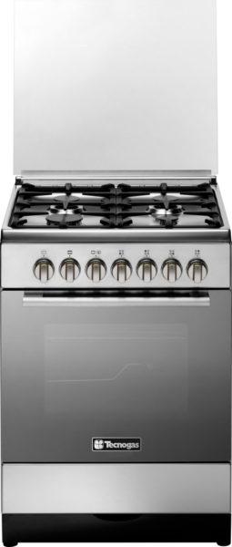 Tecnogas 5 Gas Burners Cooker C3X66G4VC