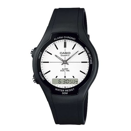 Casio AW-90H-7EV Youth Unisex Watch
