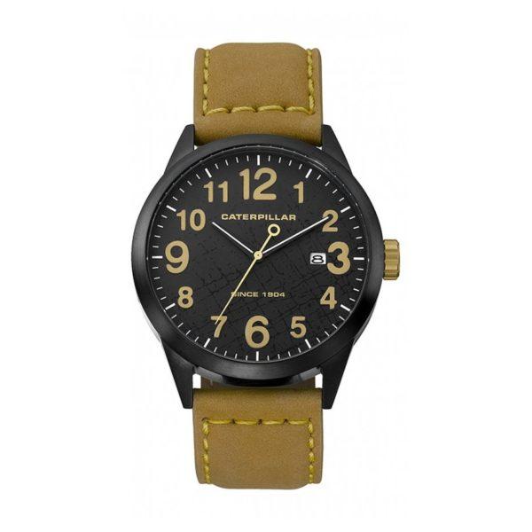 CAT Brown Quartz Men's Watch - EX16135113