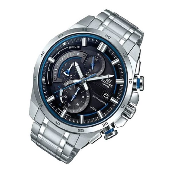 Casio EQS600D1A2UDF Edifice Solar Powered Watch