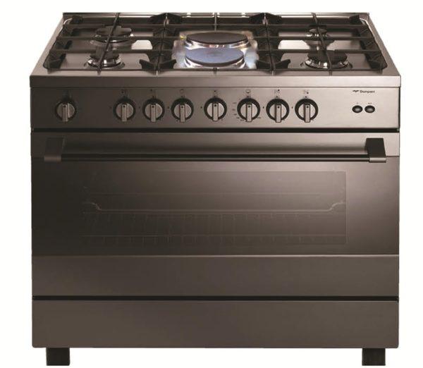 Bompani 4 Gas Burners + 2 Hot Plate Cooker 90074B2EIX/BO683MHDIVA