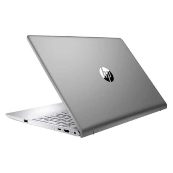 HP Pavilion 15-CK003NE Laptop - Core i7 1.8GHz 12GB 1TB+128GB 2GB Win10 15inch FHD Silver