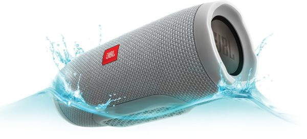 JBL CHARGE 3 Portable Bluetooth Speaker Gray